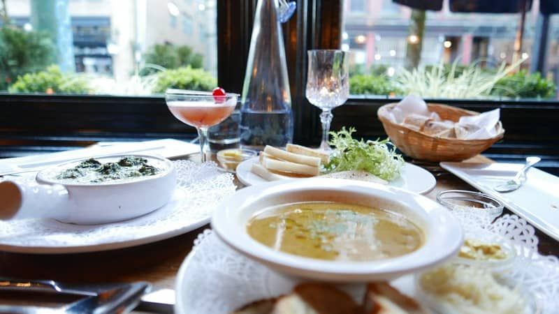 Jules Bistro Gastown French Restaurant Vancouver Instanomss Nomss Food Photography Healthy Travel Lifestyle Canada