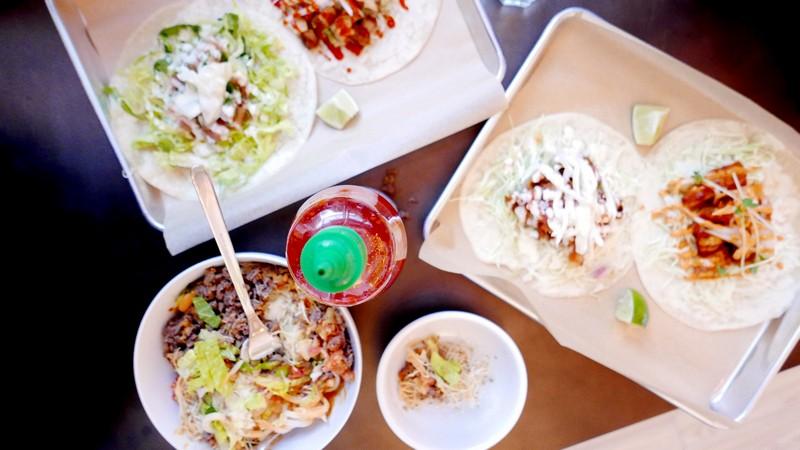 Tacoreano Coquitlam Centre | Korean Fusion Tacos