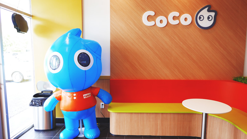 COCO Tea Bubble Tea Boba Milk Tea Vancouver Richmond Instanomss Nomss Food Photography Healthy Travel Lifestyle Canada
