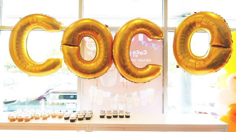 COCO Fresh Tea & Juice Vancouver | Bubble Tea Boba Milk Tea 都可