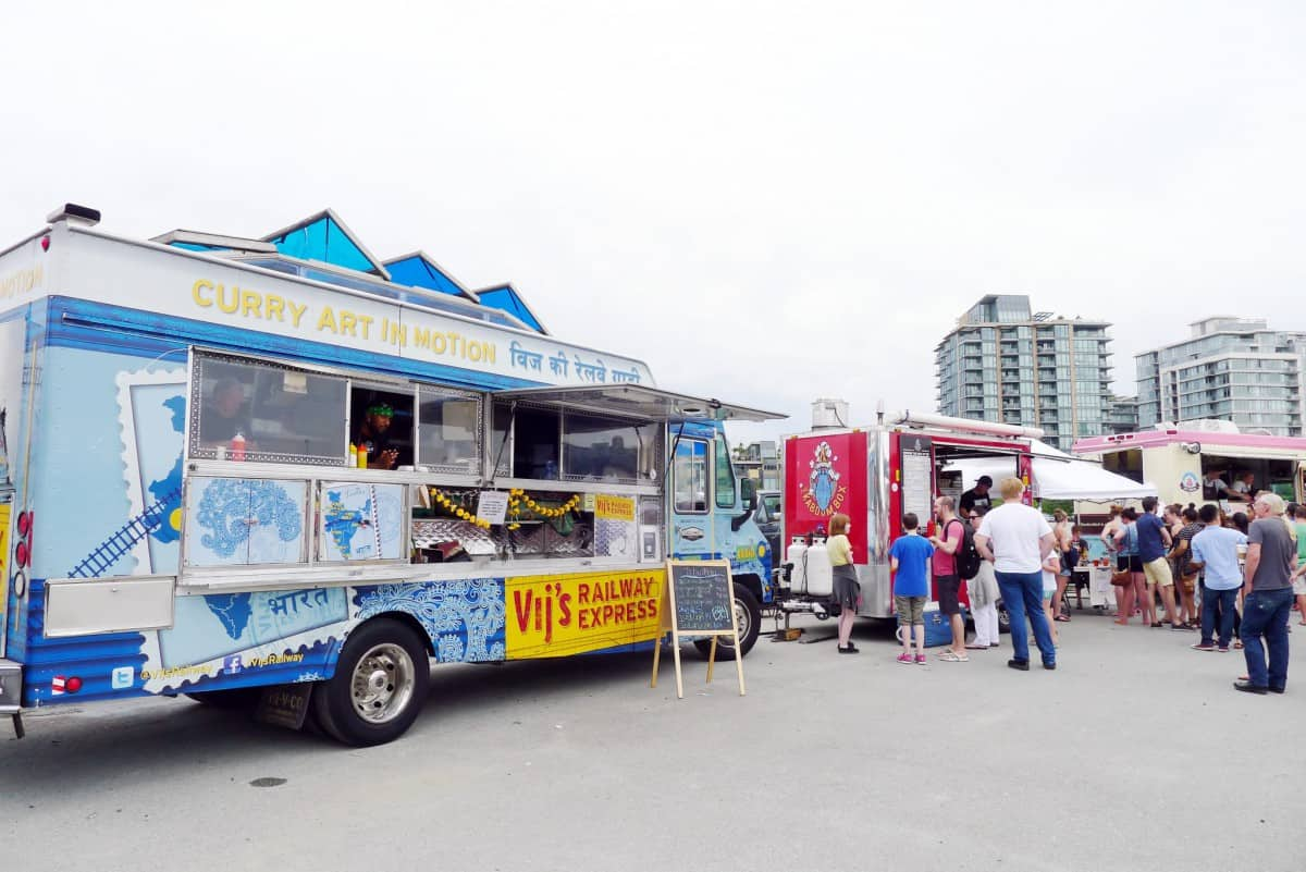 YVR Food Fest Giveaway   Vancouver Food Cart Festival August 5-7