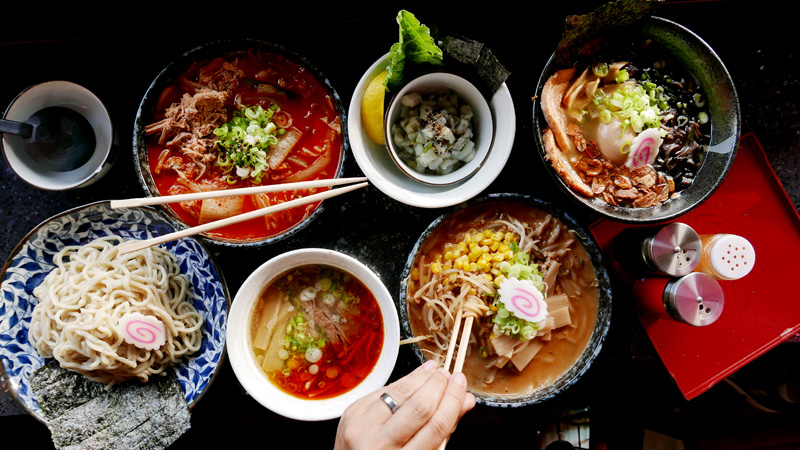 Ramen Koika Vancouver Japanese Noodle Davie Street Instanomss Nomss Delicious Food Photography Healthy Recipes Travel Beauty Lifestyle Canada