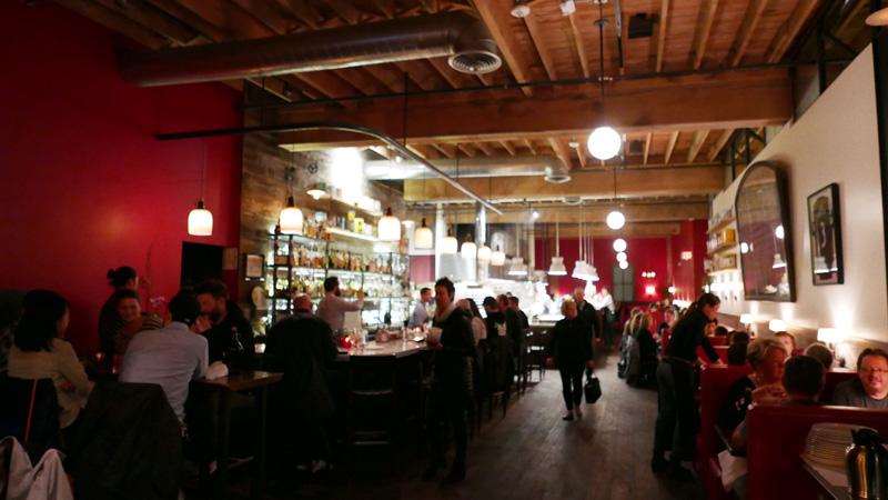 Trifecta Tavern Portland | PDX Restaurant Cocktail Bar Bakery