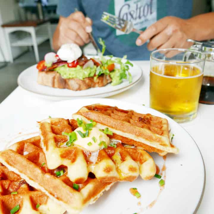 33 Acres Brewing Company Vancouver Brunch Mount Pleasant Instanomss Nomss Delicious Food Photography Healthy Recipes Travel Beauty Lifestyle Canada