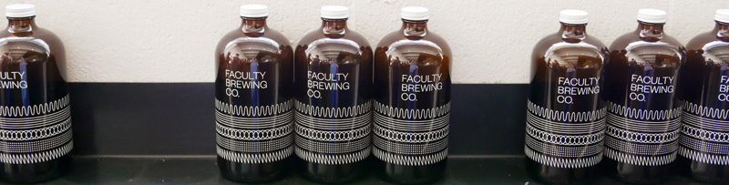Faculty Brewing Co Vancouver   Mount Pleasant Craft Beer