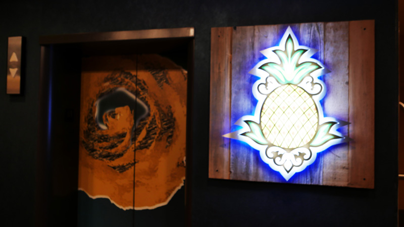 Hotel Rose Portland Oregon   Downtown Pineapple Hospitality