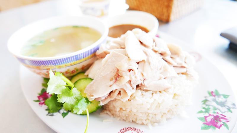 Nongs Khao Man Gai Hainan Chicken food truck Portland Oregon Instanomss Nomss Delicious Food Photography Healthy Travel Lifestyle Canada
