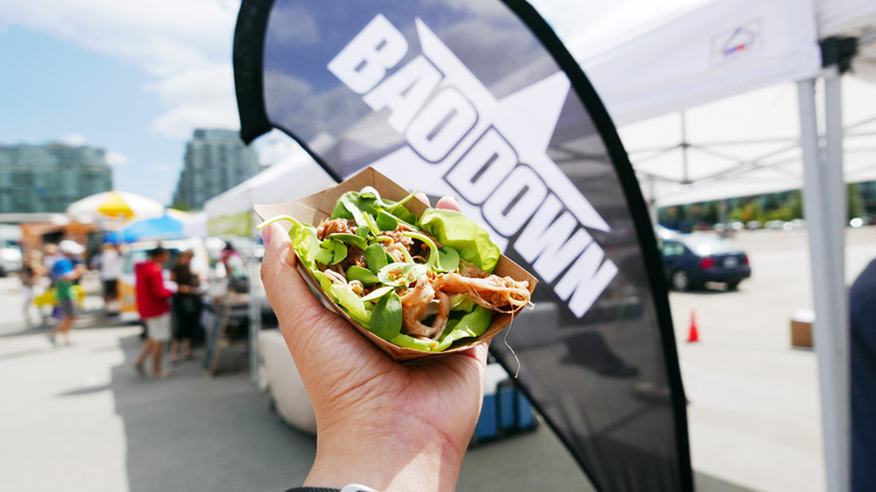 YVR Food Fest Food Cart Festival Vancouver Food Trucks Instanomss Nomss Delicious Food Photography Healthy Travel Lifestyle Canada