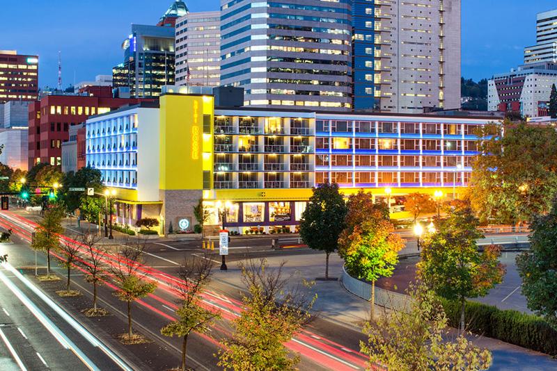 Hotel Rose Portland Oregon
