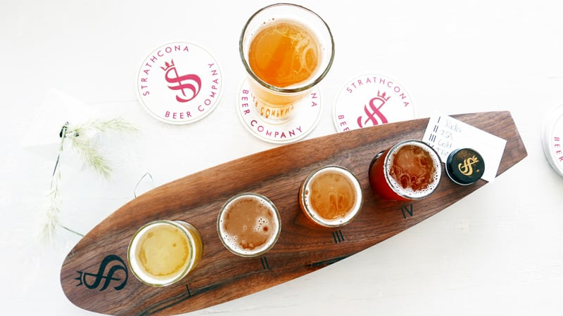 strathcona beer company bc craft beer brewery hastings Instanomss Nomss Delicious Food Photography Healthy Recipes Travel Beauty Lifestyle Canada