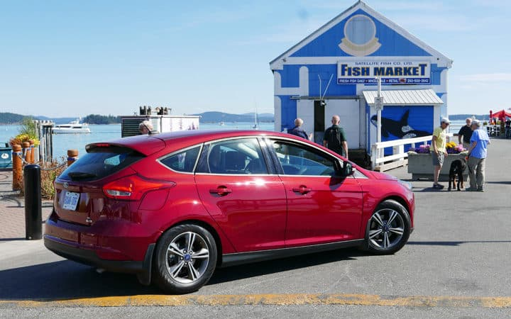 2016 Focus 5-Door Hatch SE 1.0L Car Review Instanomss Nomss Delicious Food Photography Healthy Travel Lifestyle Canada