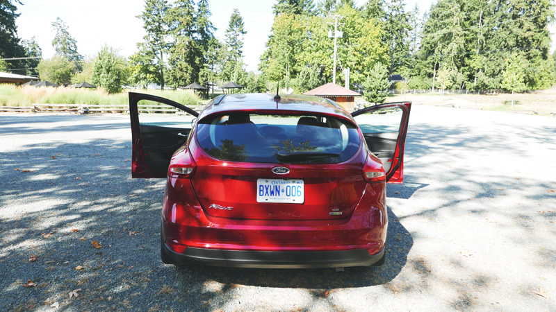 2016 Focus 5-Door Hatch SE 1.0L Car Review Instanomss Nomss Delicious Food Photography Healthy Travel Lifestyle Canada 0852