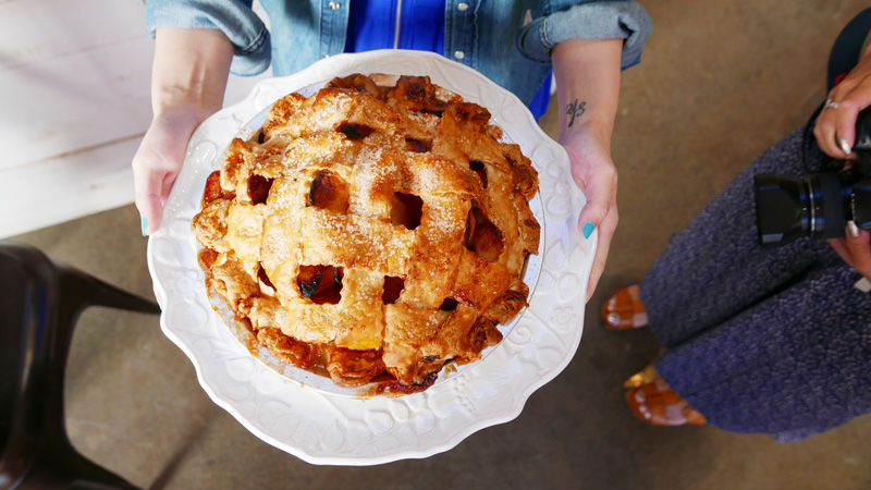 Handmade Pies and Baked Goodness