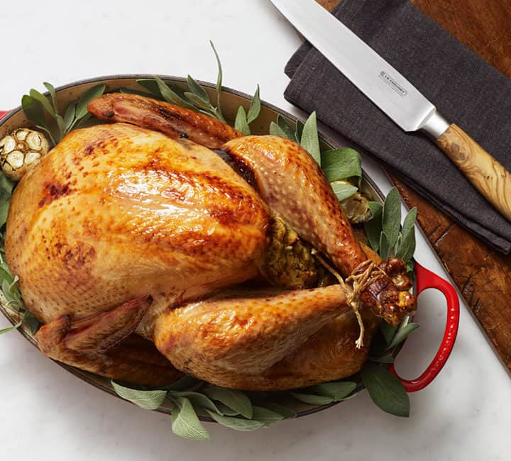 le-creuset-roaster-2 10 Essential Kitchen Gadgets for Holiday Entertaining