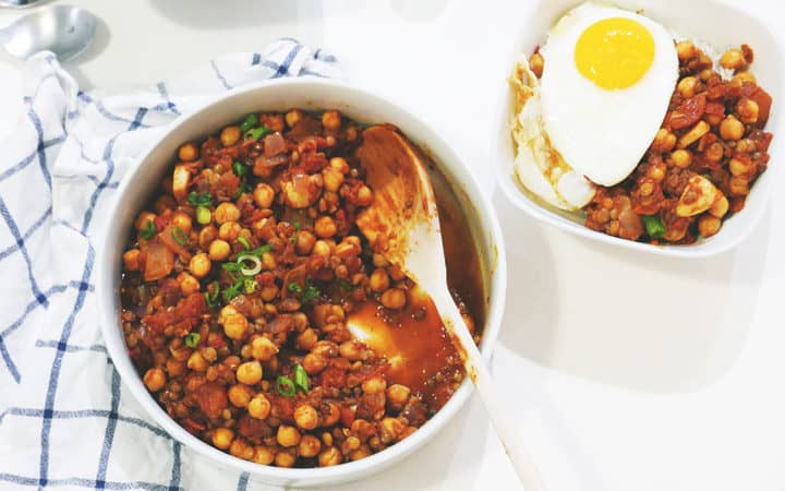 Moroccan Chickpea Tagine with Lentils Instanomss Nomss Delicious Food Photography Healthy Travel Lifestyle Canada
