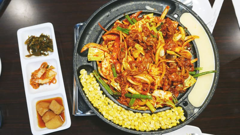 Ta Bom Korean Restaurant Coquitlam TABOM Instanomss Nomss Delicious Food Photography Healthy Travel Lifestyle Canada