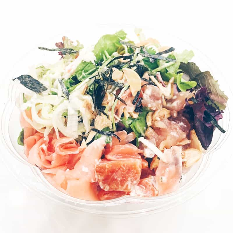 Poke Station Vancouver Broadway and Cambie Nomss Delicious Food Photography Healthy Travel Lifestyle
