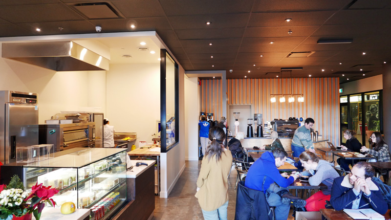3 Quarters Full Vancouver Cafe Taiwanese Coffeeshop Denman West End English Bay Nomss Delicious Food Photography Healthy Travel Lifestyle