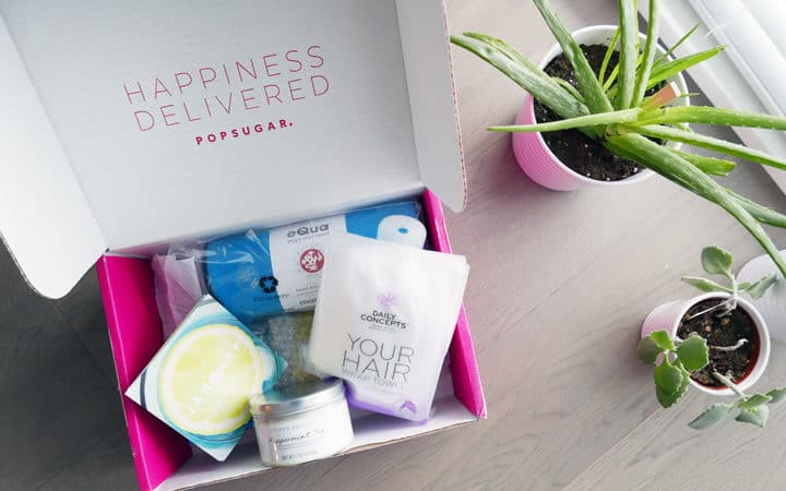 Popsugar Must Have Box Fitness Fashion Nomss Delicious Food Photography Healthy Travel Lifestyle