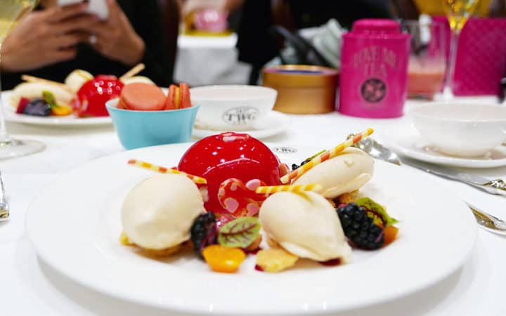 TWG Tea Vancouver Valentines Day Menu Nomss Delicious Food Photography Healthy Travel Lifestyle