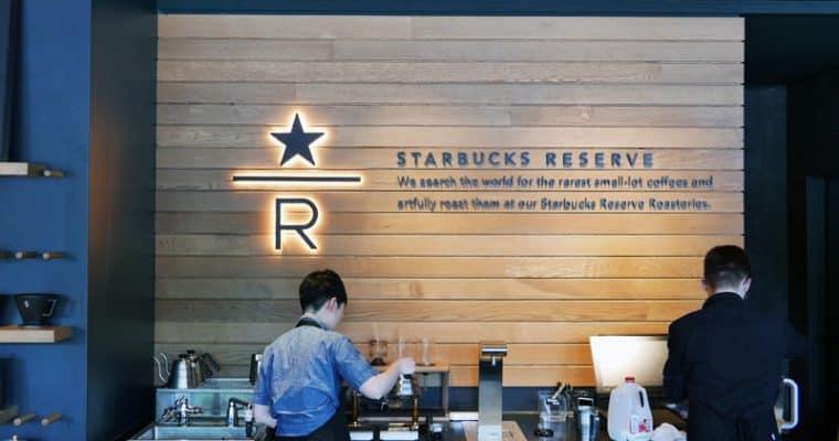 STARBUCKS Reserve Coffee Bar Vancouver | Mount Pleasant Main Street