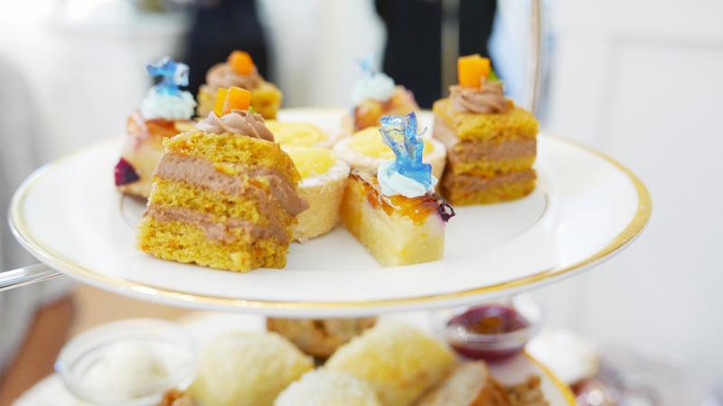 Earl Grey Tea Cake Vancouver