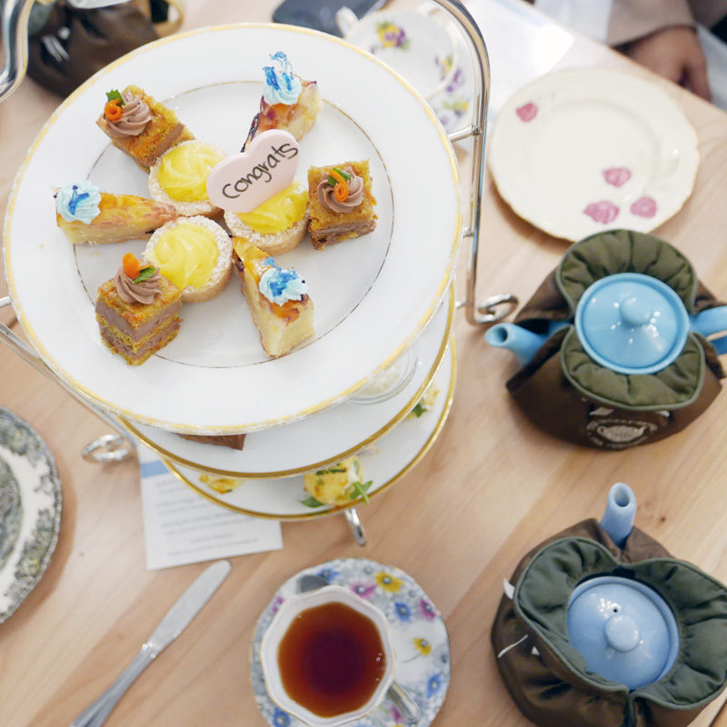 SECRET TEA GARDEN VANCOUVER AFTERNOON HIGH TEA Nomss.com Delicious Food Photography Healthy Travel Lifestyle