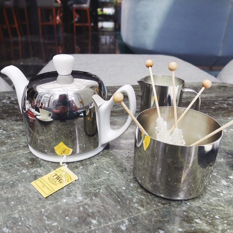 Trump Hotel Vancouver High Tea