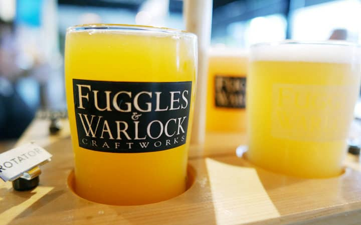 FUGGLES AND WARLOCK