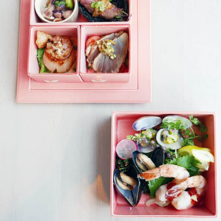Miku Restaurant Aburi Kaiseki