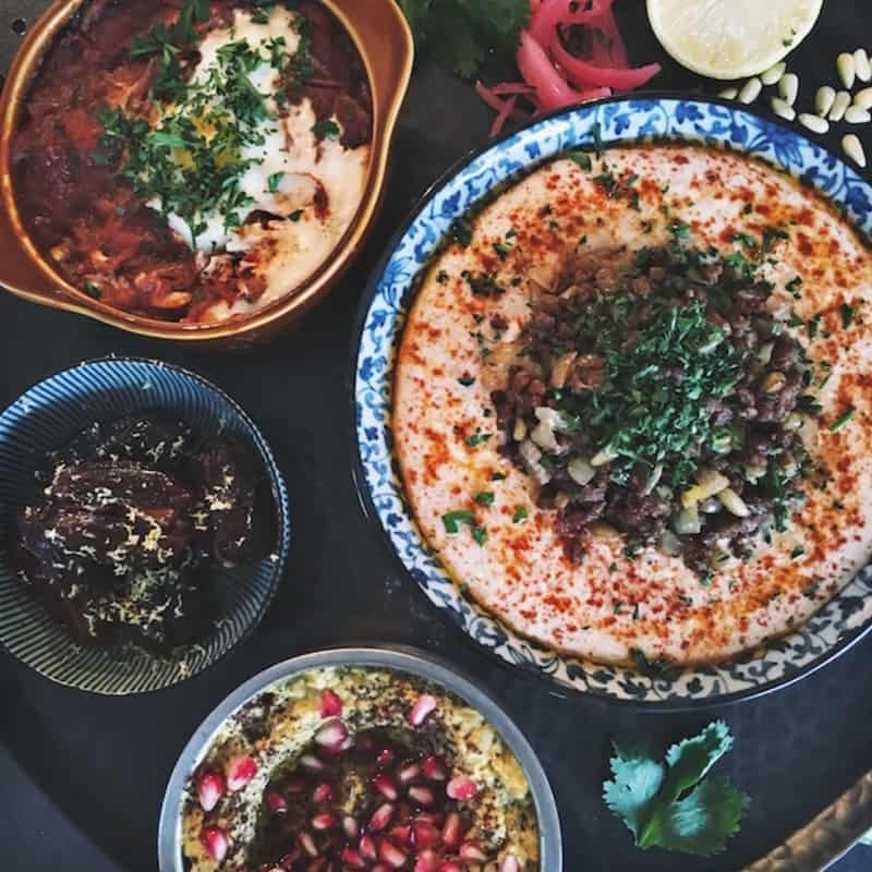 Aleph Middle Eastern Eatery NOMSS FOOD BLOG VANCOUVER
