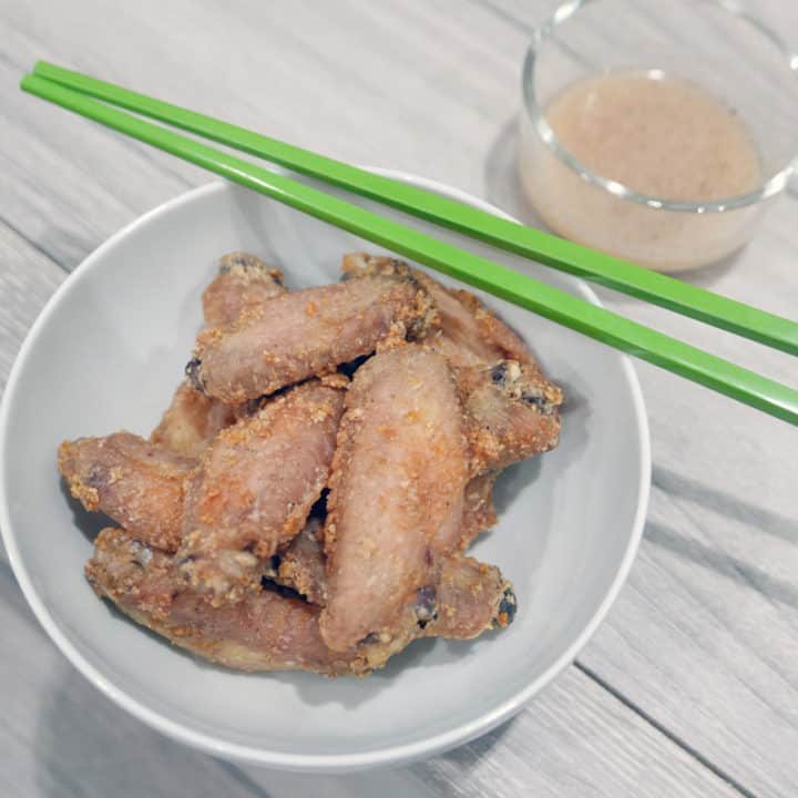 Phnom Penh Cambodian Fried Chicken Wings recipe NOMSS.COM VANCOUVER FOOD BLOG