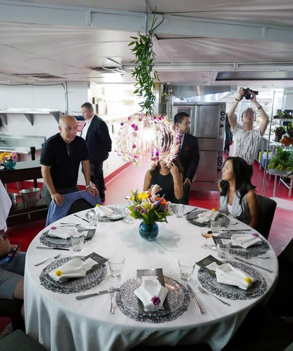 GLOWBAL SECRET CHEFS TABLE MENU TASTING PREVIEW VANCOUVER NOMSS.COM CANADA FOOD BLOG