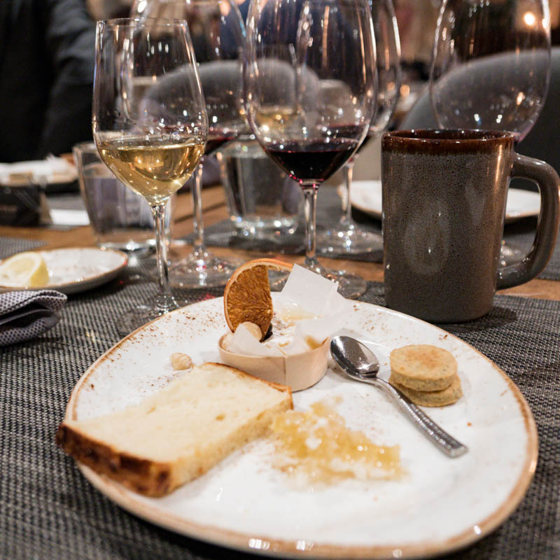 duckhorn winery dinner The Victor vancouver