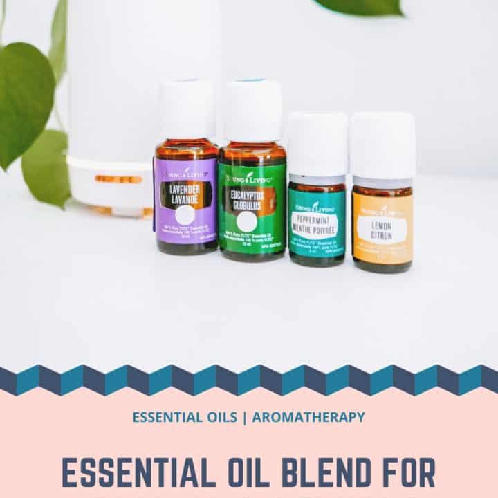 essential oil hayfever