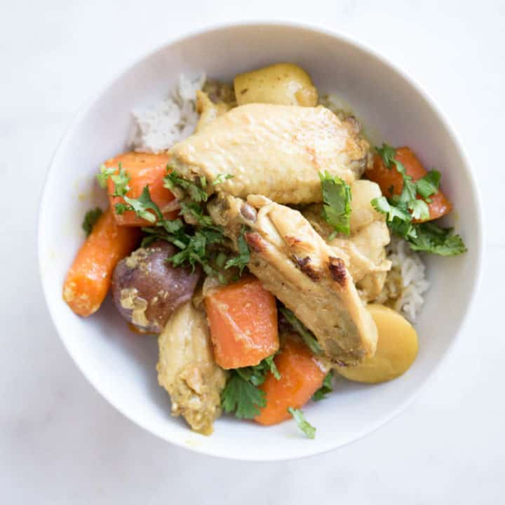 Portugese Chicken Recipe Nomss