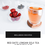 Red Date Longan Goji Tea 紅棗桂圓杞子茶 i