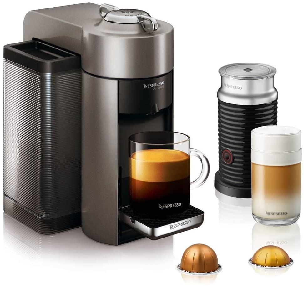 nespresso delonghi vertuo coffee machine