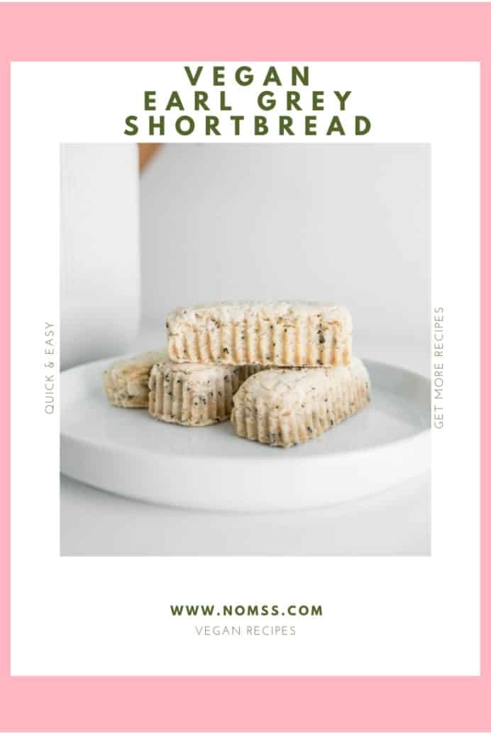 These plant-based vegan shortbread cookies are delicious and more comfortable with making than most cookies. It comes together in 30 minutes and is a holiday must! You can make many variations with these sweet, buttery finger cookies, but my favourite are these fragrant robust Earl Grey Shortbread cookies! Gluten-free and refined sugar-free option.#SHORTBREADCOOKIES #SHORTBREADCOOKIESRECIPES #SHORTBREADCOOKIESCHRISTMAS#VEGANSHORTBREAD #VEGANSHORTBREADGLUTENFREE#VEGANDESSERTRECIPES #VEGANCOOKIESEASY #PLANTBASEDDESSERTS #PLANTBASEDCOOKIES #CHRISTMAScookies #HOLIDAYCOOKIES #INSTANOMSS