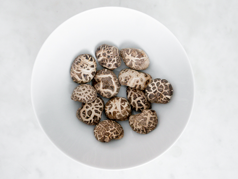 How To Prepare Dried Chinese Mushrooms