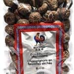 Dried Chinese Mushrooms https://amzn.to/3ojEwgN