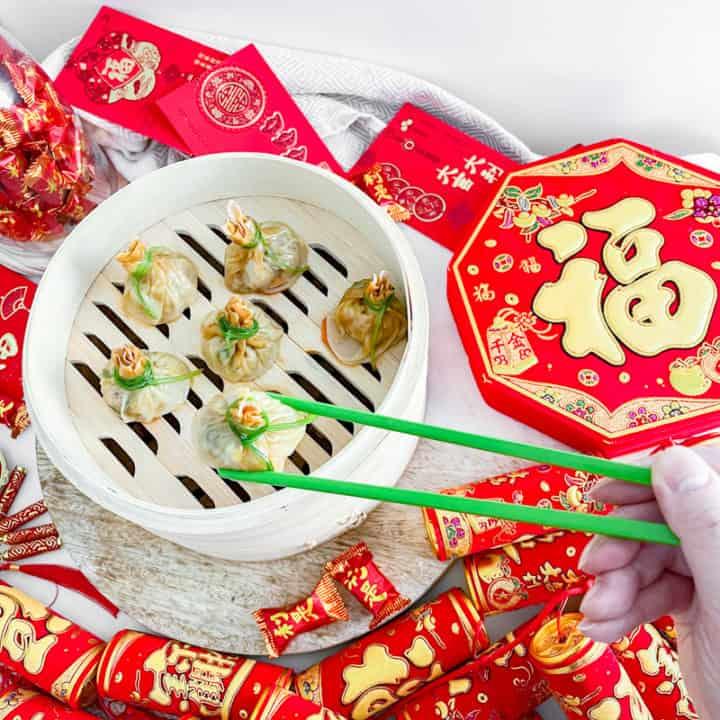 r Lunar Eve Reunion Dinner Dishes Menu 年菜平安金福袋 賀年菜 簡單易做 新年菜 賀年菜 團年飯 開年飯 宴客菜式