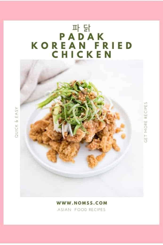 Padak Korean Fried Chicken