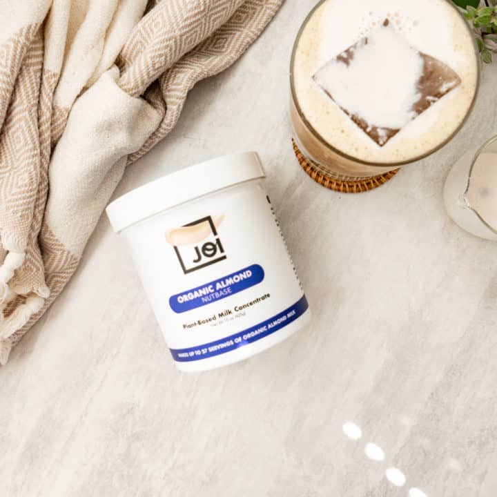 Joi Plant Based Nut Milk Concentrates