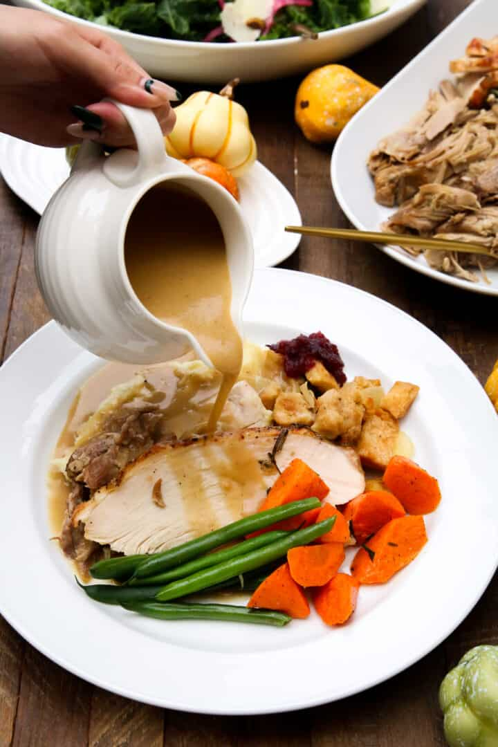 THANKSGIVING FEAST TAKE OUT PACKAGES VANCOUVER SAVOURY CITY NOMSS