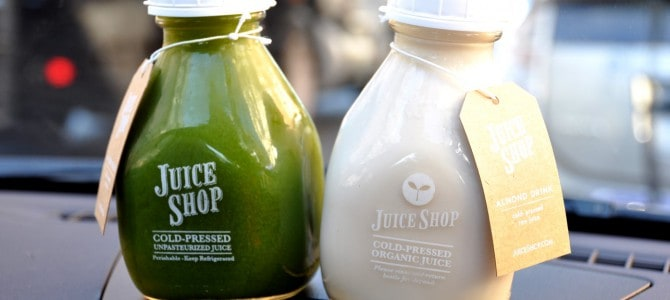 Juice Shop, San Francisco (Marina/Cow Hollow): A+ Cold Press Juice